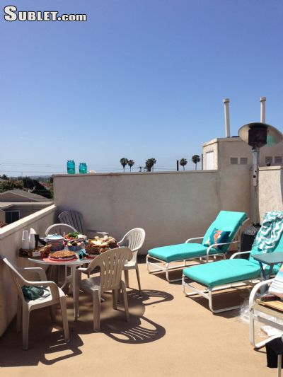 Image 2 furnished 2 bedroom Townhouse for rent in Pacific Beach, Northern San Diego