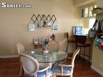 Image 4 furnished 2 bedroom Townhouse for rent in Pacific Beach, Northern San Diego