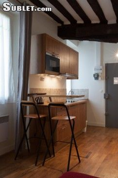 Image 8 furnished Studio bedroom Apartment for rent in 5th-arrondissement, Paris