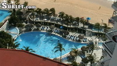 Image 1 furnished 1 bedroom Apartment for rent in Acapulco, Guerrero