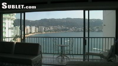 Image 4 furnished 1 bedroom Apartment for rent in Acapulco, Guerrero
