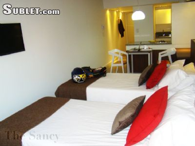 Image 2 furnished Studio bedroom Apartment for rent in Rosario, Santa Fe