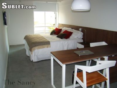 Image 3 furnished Studio bedroom Apartment for rent in Rosario, Santa Fe