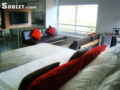 Image 5 furnished Studio bedroom Apartment for rent in Rosario, Santa Fe