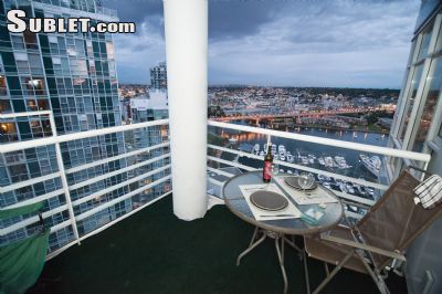 Image 6 furnished 3 bedroom Apartment for rent in Vancouver Downtown, Vancouver Area