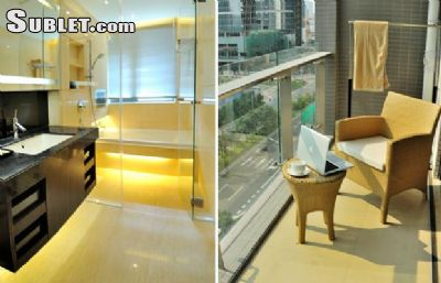 Image 3 furnished 1 bedroom Apartment for rent in Tianhe, Guangzhou