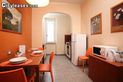 Image 2 furnished 2 bedroom Apartment for rent in Prati, Roma (City)