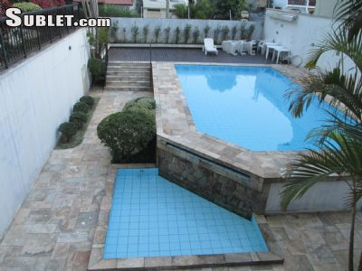 Image 2 furnished 3 bedroom Apartment for rent in Morumbi, Sao Paulo City