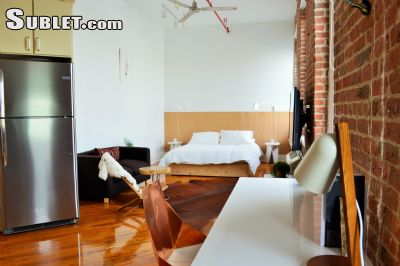 Image 4 furnished Studio bedroom Loft for rent in Greenpoint, Brooklyn