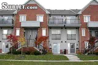 Image 1 furnished 1 bedroom Townhouse for rent in Mississauga, Peel Region