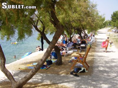 Image 4 furnished 2 bedroom Apartment for rent in Trogir, Split Dalmatia
