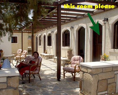 Image 1 Furnished room to rent in Itanos, Lasithi 1 bedroom Hotel or B&B