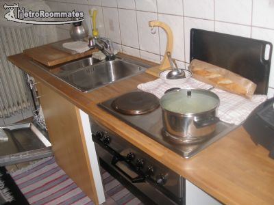 Image 2 Furnished room to rent in Landstuhl, Kaiserslautern 1 bedroom Dorm Style