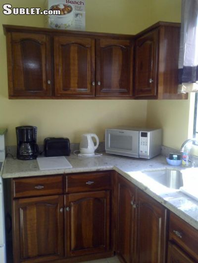 Image 4 furnished 1 bedroom Apartment for rent in Barbican, Kingston St Andrew