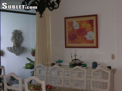 Image 5 furnished 3 bedroom Apartment for rent in Cozumel, Quintana Roo