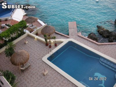 Image 7 furnished 3 bedroom Apartment for rent in Cozumel, Quintana Roo
