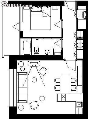 Image 10 furnished 1 bedroom Apartment for rent in Gornji Grad, Zagreb