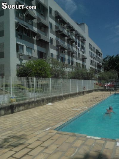 Image 1 furnished 2 bedroom Apartment for rent in Jacarepagua, Rio de Janeiro City
