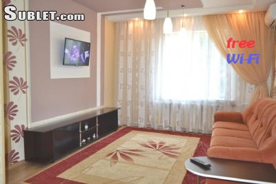 Image 1 furnished 1 bedroom Apartment for rent in Dnipropetrovsk, Dnipropetrovsk