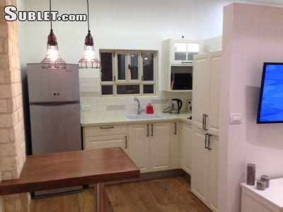 Image 2 furnished Studio bedroom Apartment for rent in Haifa, Haifa