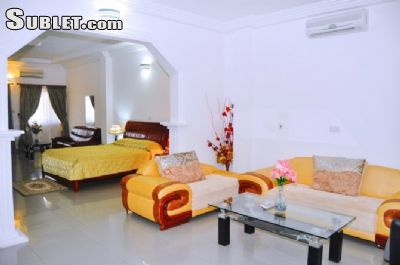 Image 1 furnished Studio bedroom Hotel or B&B for rent in Accra, Ghana