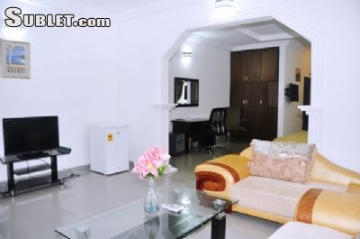 Image 2 furnished Studio bedroom Hotel or B&B for rent in Accra, Ghana