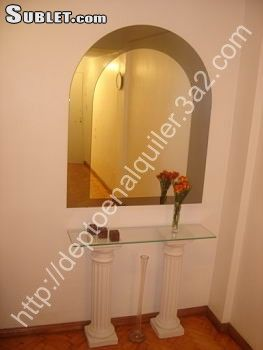 Image 1 furnished Studio bedroom Apartment for rent in Balvanera, Buenos Aires City
