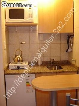 Image 3 furnished Studio bedroom Apartment for rent in Balvanera, Buenos Aires City