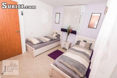Image 4 furnished 1 bedroom Apartment for rent in Maalot Dafna, East Jerusalem