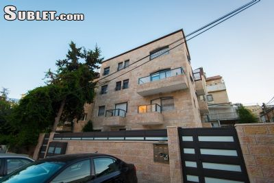 Image 6 furnished 1 bedroom Apartment for rent in Arzei HaBira, East Jerusalem