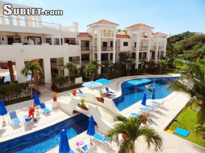 Image 5 furnished 2 bedroom Apartment for rent in Playa Del Carmen, Quintana Roo