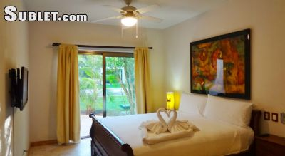 Image 4 furnished 3 bedroom Apartment for rent in Playa Del Carmen, Quintana Roo