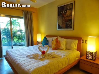 Image 2 furnished 3 bedroom Apartment for rent in Playa Del Carmen, Quintana Roo