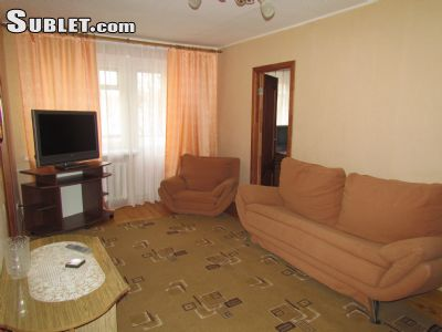 Image 1 furnished 1 bedroom Apartment for rent in Smalyavichy, Minsk