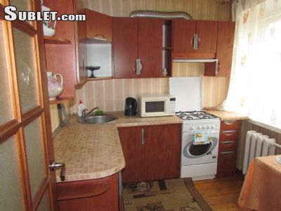Image 2 furnished 1 bedroom Apartment for rent in Smalyavichy, Minsk