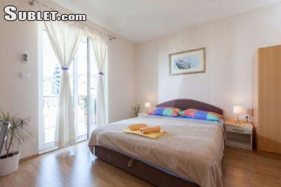Image 1 unfurnished Studio bedroom Apartment for rent in Podgora, Split Dalmatia