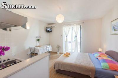 Image 3 unfurnished Studio bedroom Apartment for rent in Podgora, Split Dalmatia