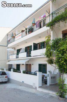 Image 8 unfurnished Studio bedroom Apartment for rent in Podgora, Split Dalmatia