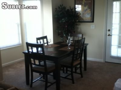 Image 1 furnished 1 bedroom Apartment for rent in Dublin, Columbus