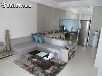 Image 1 furnished 2 bedroom Apartment for rent in South Jakarta, Jakarta