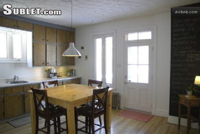 Image 1 furnished 3 bedroom Townhouse for rent in Limoilou, Quebec City Area
