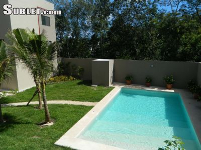 Image 1 furnished 2 bedroom Apartment for rent in Tulum, Quintana Roo