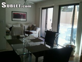 Image 3 furnished 2 bedroom Townhouse for rent in Palm Springs, Southeast California