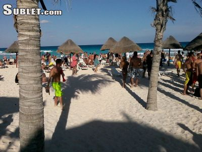 Image 2 furnished Studio bedroom Apartment for rent in Cancun, Quintana Roo