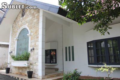 Image 2 furnished 4 bedroom House for rent in East Jakarta, Jakarta