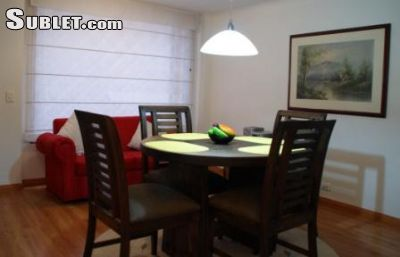 Image 2 furnished 1 bedroom Apartment for rent in Chapinero, Bogota