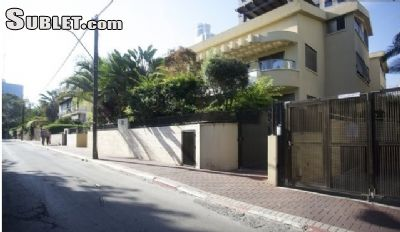 Image 1 furnished 1 bedroom Apartment for rent in Ramat Gan, Tel Aviv