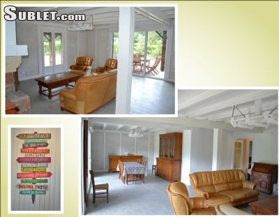 Image 2 furnished 4 bedroom House for rent in Other Landes, Landes