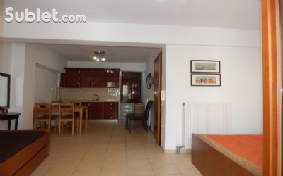 Image 5 furnished Studio bedroom Apartment for rent in Thessaloniki, Thessaloniki