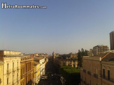 100 room for rent Catania Catania, Sicily
